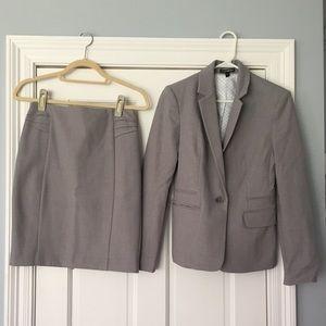 Express Skirt & Blazer
